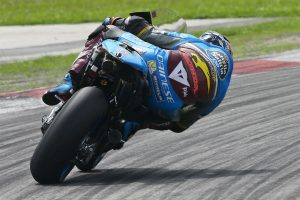 Miller flying solo for Estrella Galicia 0,0 Marc VDS at home test