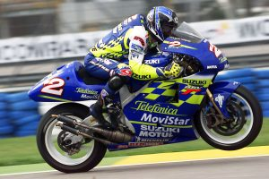 Roberts Jr and Lucchinelli to become MotoGP Legends