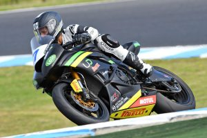 ASBK learning curve continues for Cube Racing duo