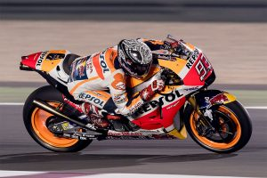 MotoGP season set to launch at the Losail Circuit