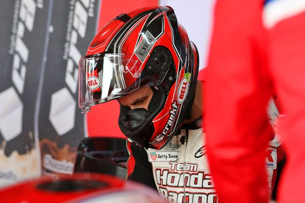 Viral: Crankt Protein Honda Racing - 2017 ASBK Rd2 Wakefield Park