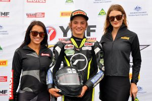 Home hero Toparis wins, Bayliss podiums in Goulburn