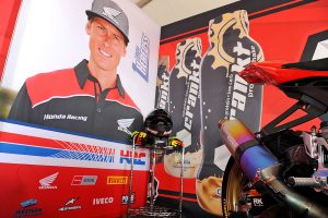 Watch Crankt Protein Honda Racing live at round two ASBK