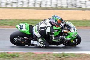 Kawasaki riders soar at round two of the Australian Superbike Championship