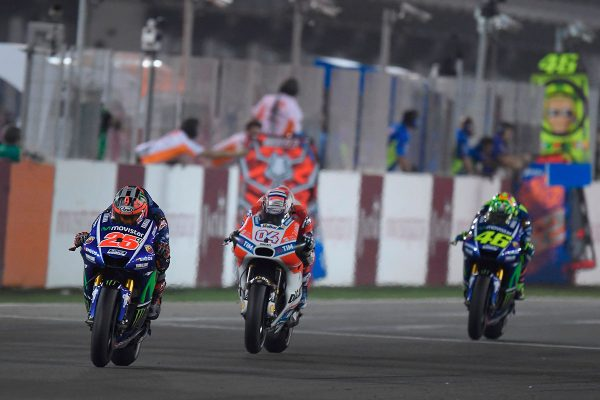 Rated: Qatar MotoGP opener