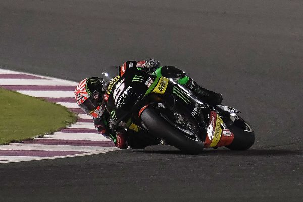 Rookie star Zarco crashes out of lead in MotoGP debut