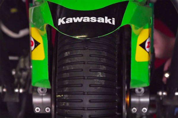 BTS: Kawasaki BCperformance rain preparation