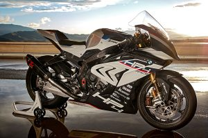 Bike: 2017 BMW HP4 RACE
