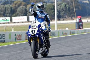 Double ASBK victory complete for Maxwell at Winton