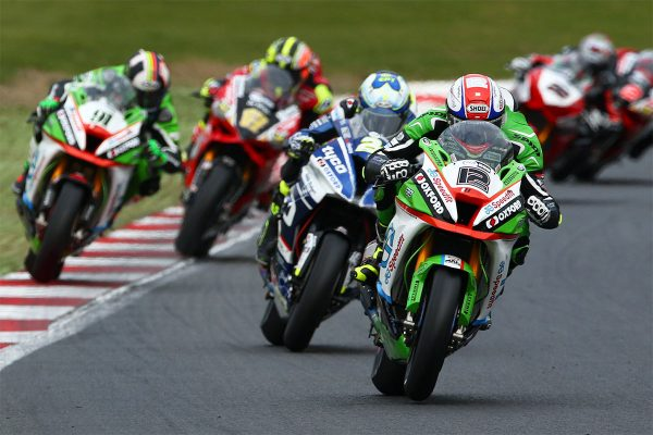 Mossey breaks through for Brands Hatch Indy BSB double