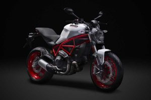 Bike: 2017 Ducati Monster 797