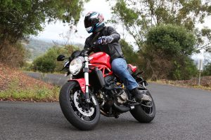 Review: 2016 Ducati Monster 821