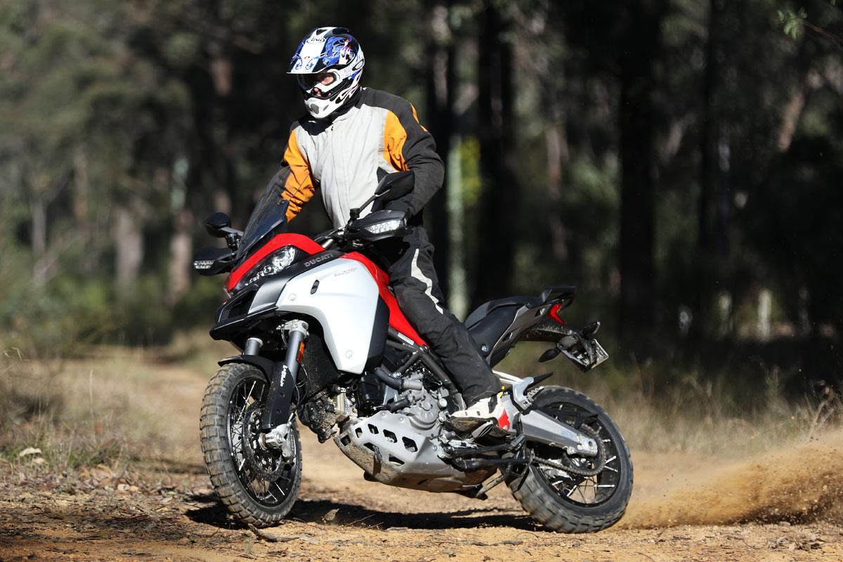Ducati Characteristics