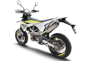 Bike: 2017 Husqvarna 701 Supermoto and Enduro