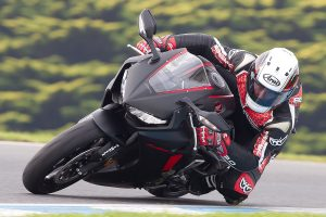 Review: 2017 Honda CBR1000RR