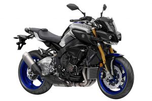 Bike: 2017 Yamaha MT-10 SP