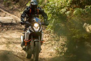 Overview: 2017 KTM Adventure range launch