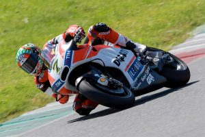 Superbike contender Davies completes Ducati MotoGP test