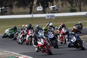 High octane ASBK Winton action on Fox Sports