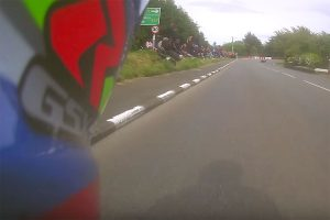 Viral: Race with Michael Dunlop at the IoM TT