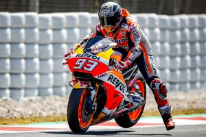 Marquez fastest in Catalunya post-race MotoGP test
