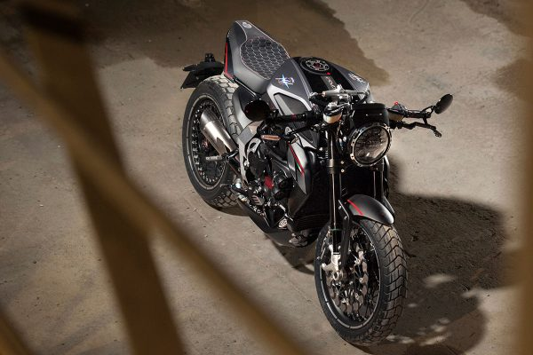 MV Agusta unleashes unique RVS#1 'limited run' model