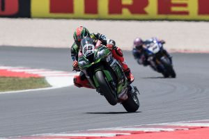 Sykes handed dramatic opening Misano WorldSBK race win
