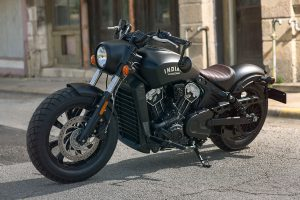 Indian Motorcycle to release Scout Bobber for 2018