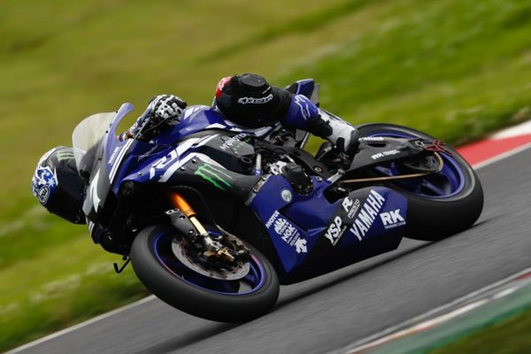 Podium result possible for Parkes in Japanese EWC finals