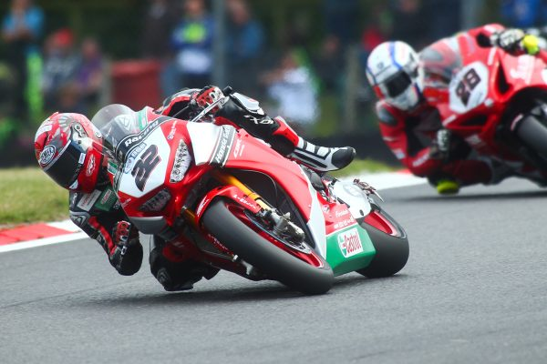 Consecutive crashes cause loss of confidence for O'Halloran