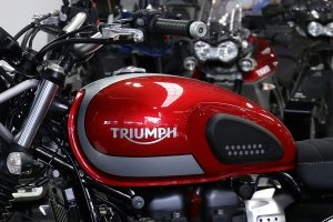 Triumph and Bajaj Auto India announce new partnership