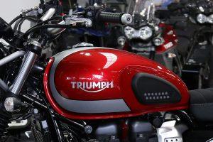 Triumph and Bajaj Auto India announce new partnership