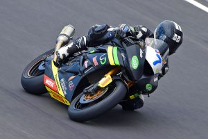 Cube Racing display ASBK potential at Morgan Park
