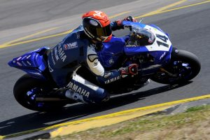 Up-and-down weekend for Yamaha Racing Team at SMSP