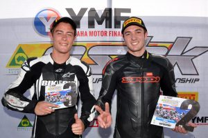 Coote and Condon snare podium places at the 'Creek'
