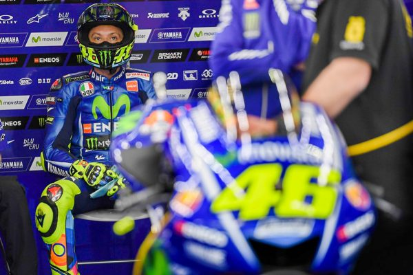 Rossi attempting to line-up for Aragon grand prix this weekend