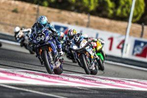 GMT94 Yamaha race to victory at France's EWC season-opener