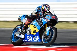 Aragon circuit to suit Honda RC213V according to Miller
