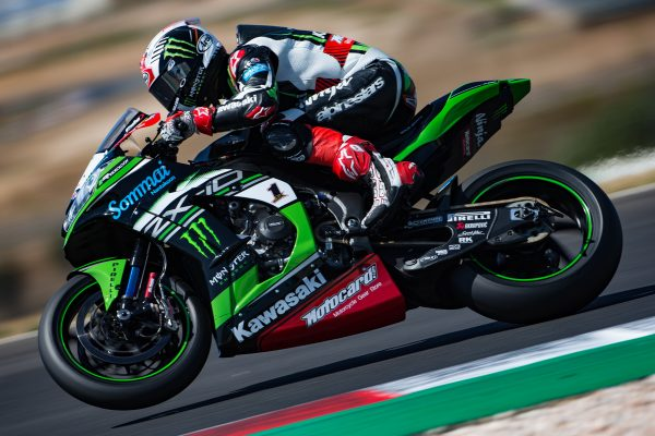 Defending champion Rea fastest in Portimao's official WorldSBK test
