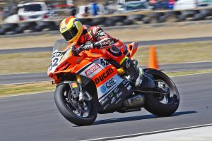 Turner carrying podium confidence into Sydney Motorsport Park ASBK