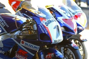 ASBK legend Giles amazed by depth of current generation