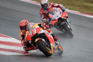 Misano victory a career highlight for defending champion Marquez