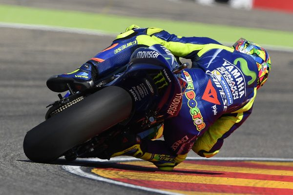 Rossi 'quite proud' of top five in return to action at Aragon