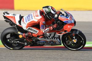 Lorenzo in with a strong chance of maiden Ducati victory at Motegi