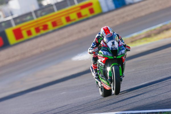 Rea tops Friday WorldSBK practice time-sheets in Jerez
