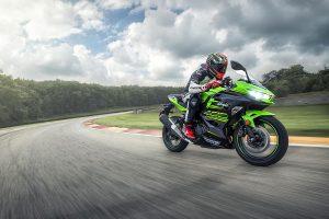 Kawasaki unveils 2018 model Ninja 400 and Z900RS