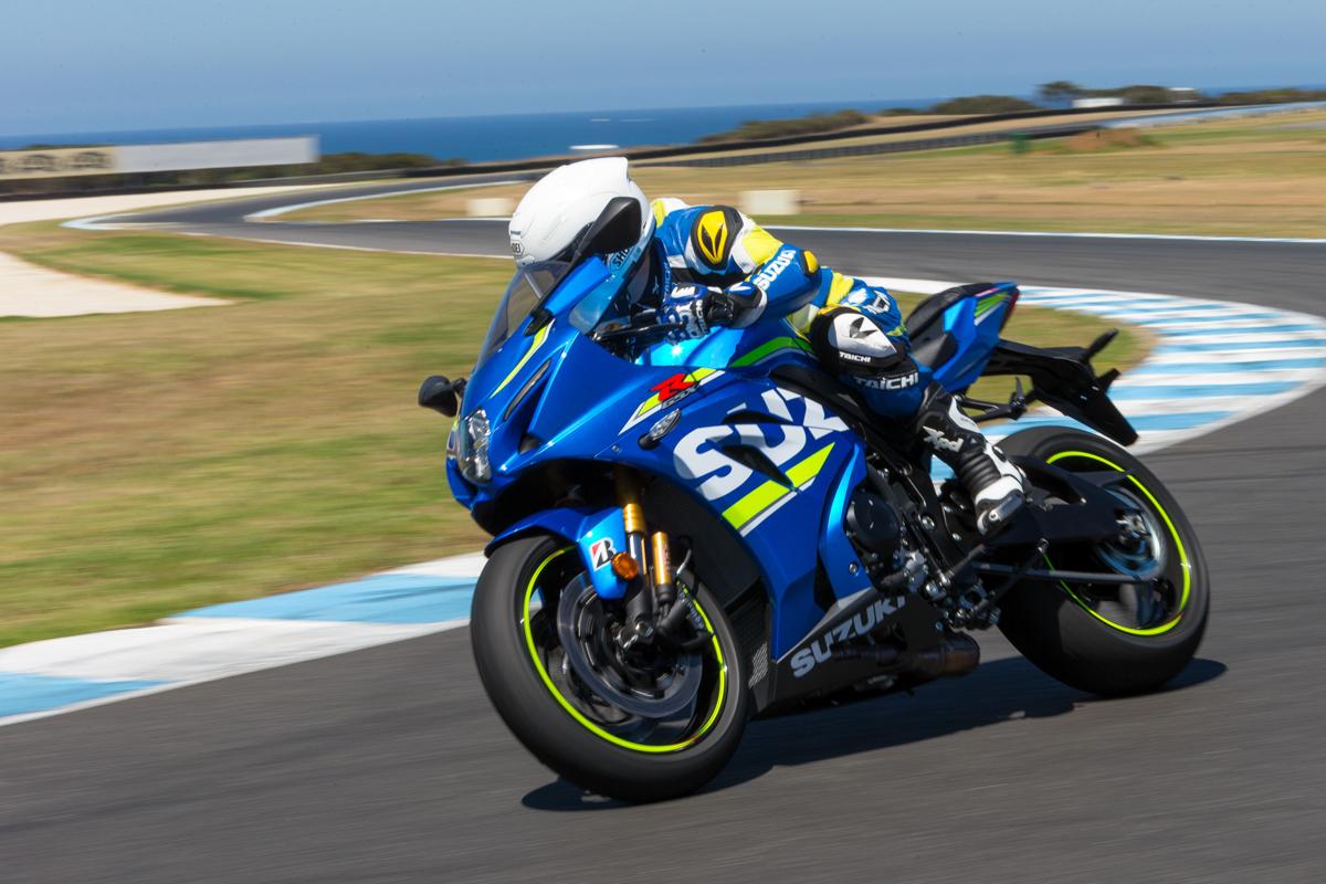 Suzuki Road Racing Contingency