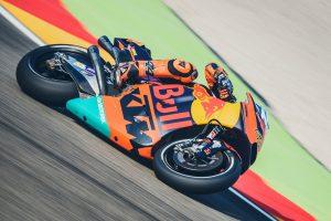 KTM slated to retain same line-up for 2018 MotoGP season