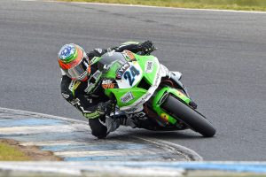 Bugden completes 2017 ASBK championship in fifth overall
