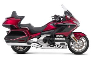 Bike: 2018 Honda Goldwing